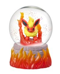 Pokemon: Snow Slow Life - (Flareon)