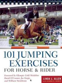 101 Jumping Exercises for Horse and Rider by Linda Allen image