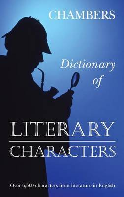 Dictionary of Literary Characters image