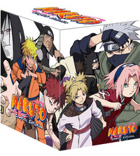 Naruto (Uncut) - Complete Collection (Limited Edition) (Episodes 1-220), DVD