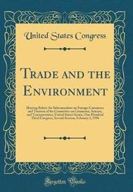 Trade and the Environment by United States Congress image