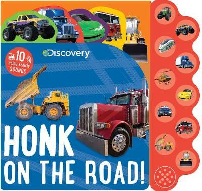 Discovery Honk on the Road! by Parragon Books Ltd image