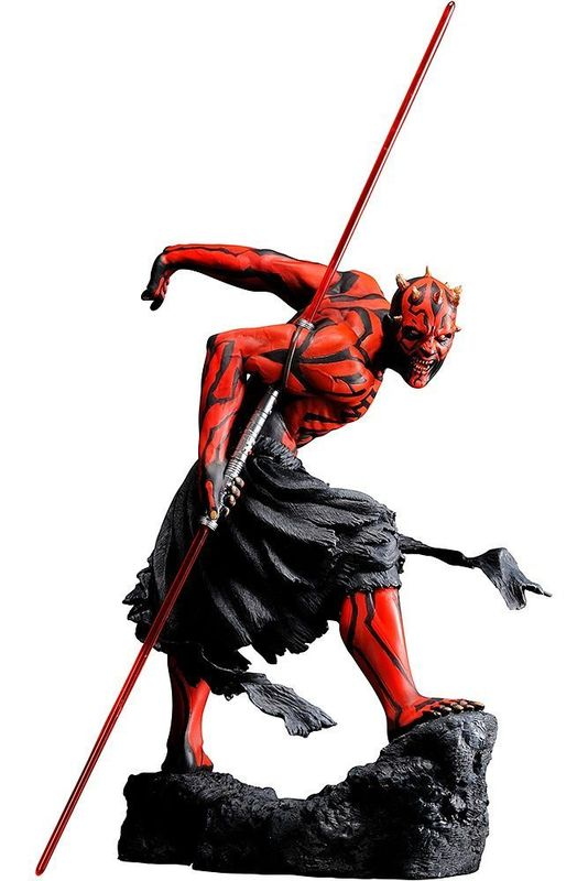 ARTFX Star Wars: Darth Maul (Light Up Ver.) - PVC Figure