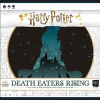 Harry Potter: Death Eaters Rising - Board Game