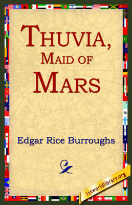 Thuvia, Maid of Mars by Edgar , Rice Burroughs image