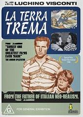 La Terra Trema on DVD