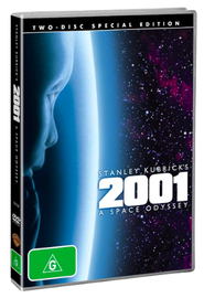 2001 - A Space Odyssey: Special Edition (2 Disc Set) on DVD