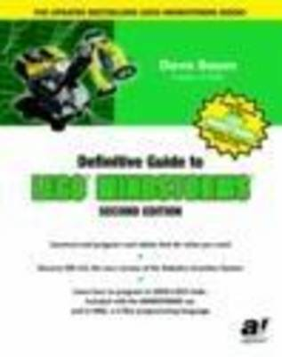 Dave Baum's Definitive Guide To LEGO MINDSTORMS   Dave Baum