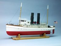 "Lackawanna Tugboat 33"" Model Kit"