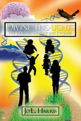 Divine Thoughts by Jo L. Harris