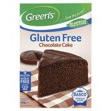 Green's Gluten Free Chocolate Cake Mix (470g)