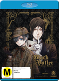 Black Butler: Book Of Murder on Blu-ray