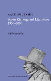 Soren Kierkegaard 1956-2006 by Aage Jorgensen image