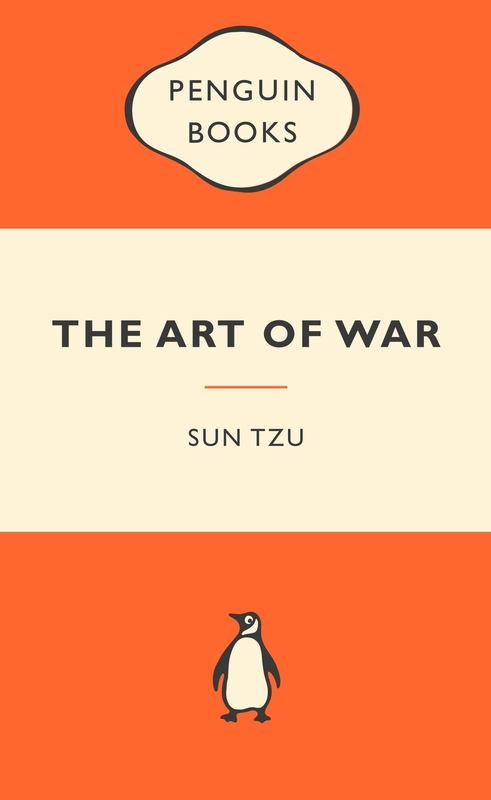 The Art of War (Popular Penguins) by Tzu Sun