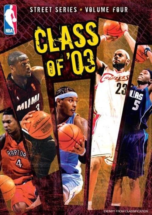 NBA - Street Series - Draft Class of 2003 | DVD | Buy Now