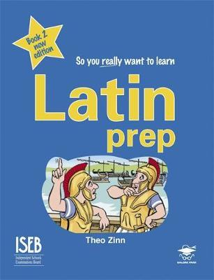 Latin Prep by Theo Zinn image