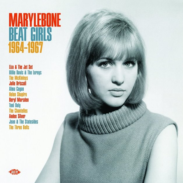 Marylebone Beat Girls 1964-1967 (LP) by Various Artists