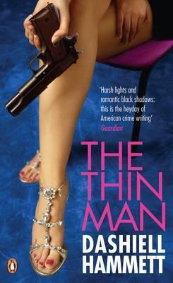 The Thin Man by Dashiell Hammett image
