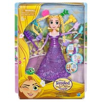 Disney Princess: Tangled - Rapunzel Spin N Style Doll