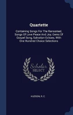 Quartette by Hudson R E