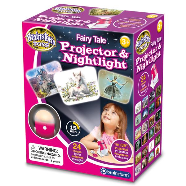 Brainstorm Toys: Fairy Tale - Projector & Night Light