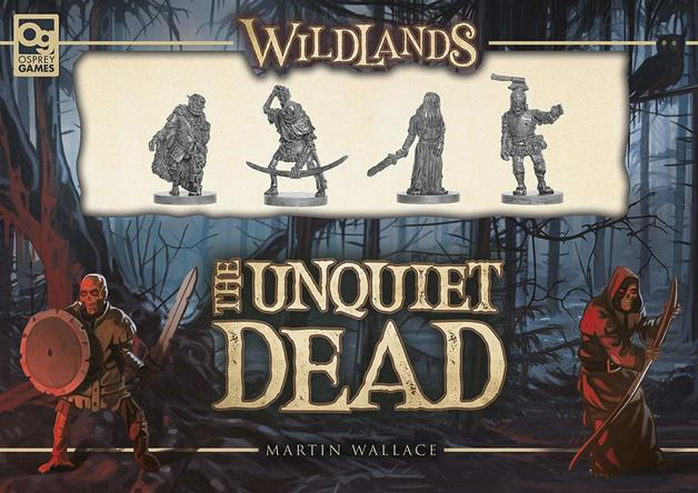 Wildlands: The Unquiet Dead - Faction Expansion