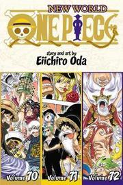 One Piece (Omnibus Edition), Vol. 24 by Eiichiro Oda
