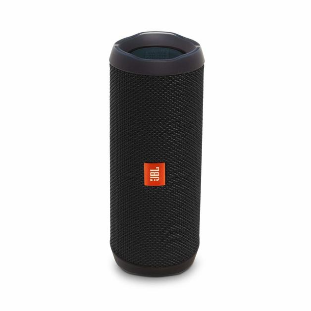 JBL Flip 4 Speaker Bluetooth Speaker - Black