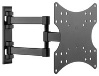 """Goobay: Small Basic Full Motion TV Wall Mount - Double-Arm (23""""-42"""")"""