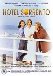 Hotel Sorrento on DVD