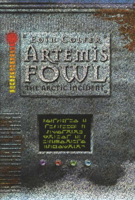 Artemis Fowl: The Arctic Incident by Eoin Colfer image