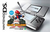 Mario Kart DS + Nintendo DS Bundle for Nintendo DS
