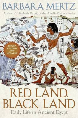 Red Land, Black Land: Daily Life in Ancient Egypt by Barbara Mertz image