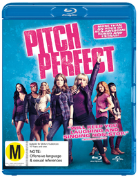 Pitch Perfect on Blu-ray