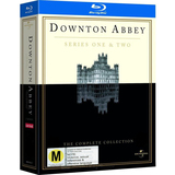Downton Abbey - The Complete First & Second Seasons on Blu-ray