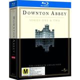 Downton Abbey: Series 1 & 2 Set on Blu-ray