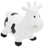 Happy Hopperz - White Cow (Small)