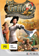 The Guild 2 Expansion Pirates Of the European Seas for PC Games