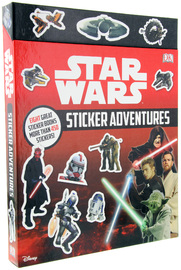 Star Wars Sticker Adventures - Boxed Set