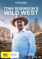 Tony Robinson's Wild West on DVD