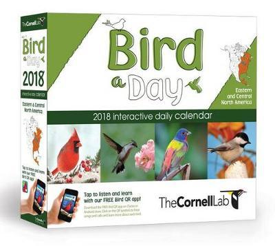 Bird-A-Day 2018 Daily Calendar: Eastern & Central North America