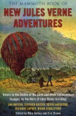 The Mammoth Book of New Jules Verne Stories image