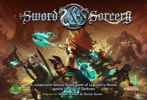 Sword & Sorcery - Board Game