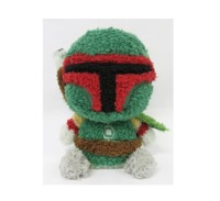 Star Wars: Poff Moff Plush - Boba Fett