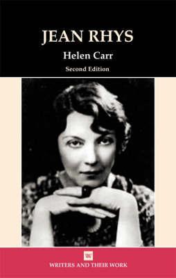 Jean Rhys by Helen Carr image