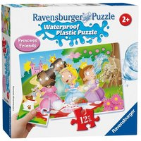 Ravensburger : Princess Friends Puzzle 12pc Plastic