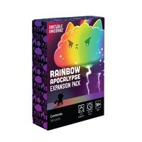 Unstable Unicorns - Rainbow Apocalypse Expansion image