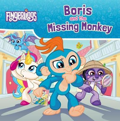 Boris and the Missing Monkey by Penguin Young Readers Licenses