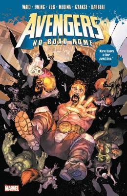 Avengers: No Road Home by Al Ewing