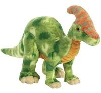 """Aurora: Parasaurolophus - 16"""" Dinosaur Plush"""